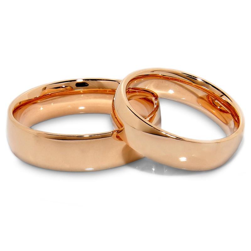 """Vestuviniai žiedai """"Klasikiniai"""", jam ir jai"""