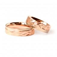 """Vestuviniai žiedai """"Miražas"""""""