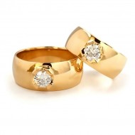 """Vestuviniai žiedai """"Prabangūs"""""""