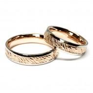 """Vestuviniai žiedai """"Vėjas"""""""