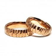 """Vestuviniai žiedai """"Liepsna"""""""