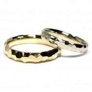 """Vestuviniai žiedai """"Mirgantys"""""""